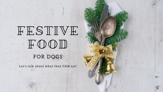 Festive Food For Dogs